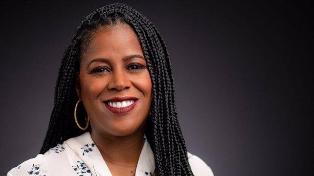 La futura presidenta y consejera delegada de TIAA, Thasunda Brown Duckett.