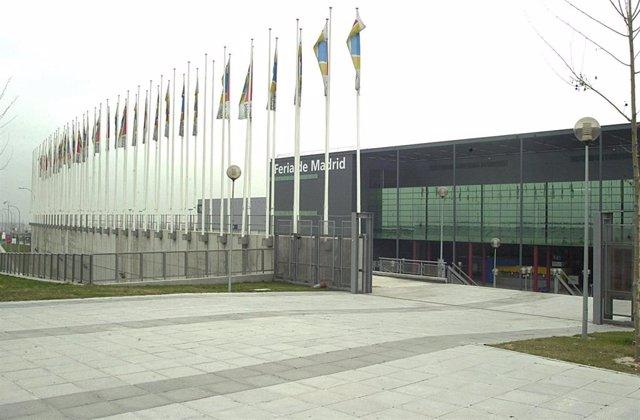 Puerta Norte de Ifema