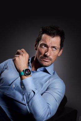 Vodafone se alía con el famoso modelo internacional David Gandy