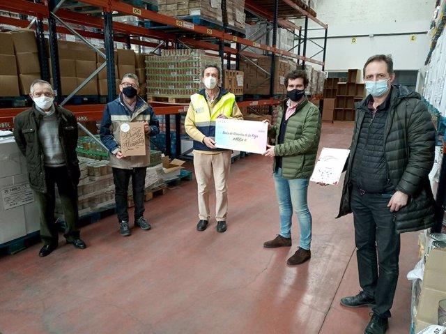 CuantoMasAmorFinal campaña de donación al Banco de Alimentos