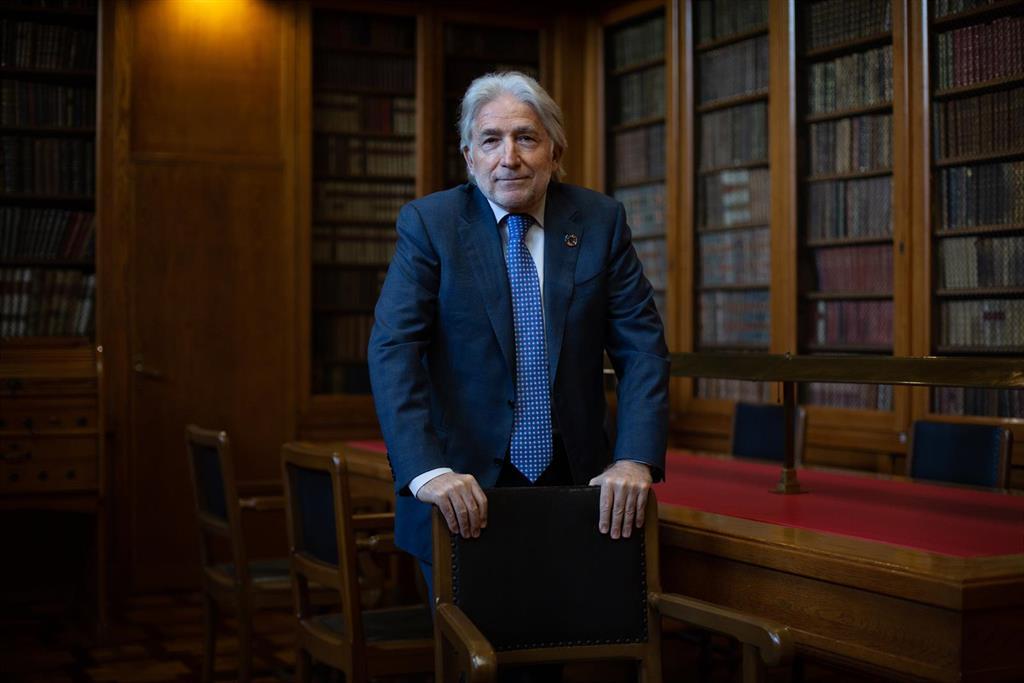 """Josep Sánchez Llibre (Foment del Treball) plantea una """"revuelta pacífica"""" del empresariado para defender la economía"""