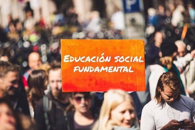 Los educadores sociales piden que la Ley de Función Pública exija formación universitaria para ejercer la profesión