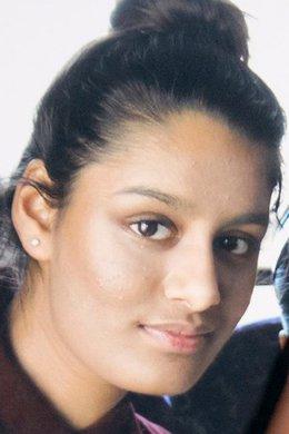 Archivo - Shamima Begum, una mujer británica que abandonó el país con 15 años para instalarse en lo que aquel entonces era el 'califato' de Estado Islámico