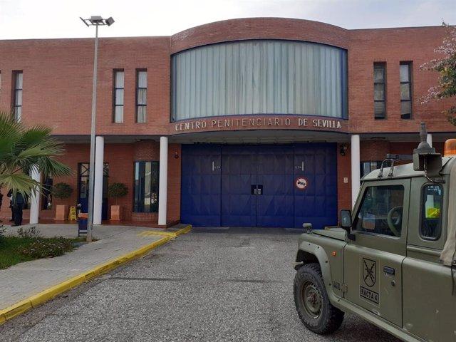 Archivo - El Ejército de Tierra en la cárcel de Sevilla I