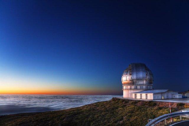 Archivo - Gran Telescopio de Canarias