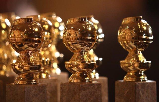 Estatuillas de los Globos de Oro