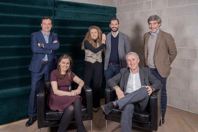 Nuevo equipo de Publicis Groupe.