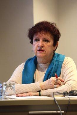 Archivo - La presidenta del GEEDL de la Sociedad Española de Hematología y Hemoterapia (SEHH), Pilar Giraldo.