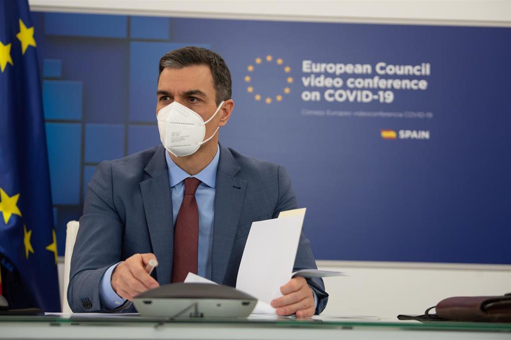 Sánchez acusa al PP de bloquear el acuerdo sobre el CGPJ e insiste en que todos tienen que ceder y no vetar