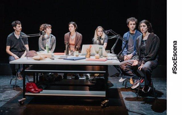 La obra 'La malaltia' del Teatre Lliure