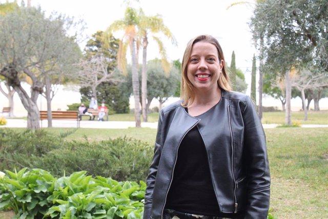 La profesora del Área de Lingüística de la Universidad de Alicante María del Carmen Méndez Santos ha liderado la investigación