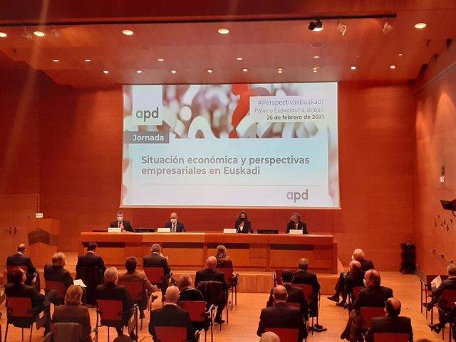 Jornadas de APD en Bilbao