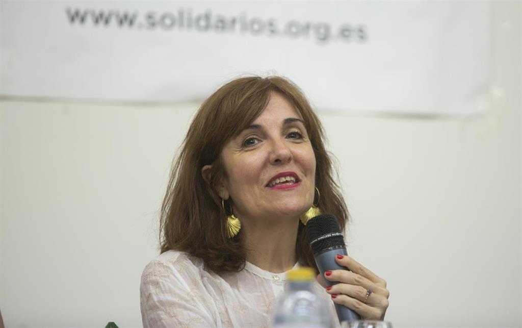 Elvira Lindo, nueva presidenta del Real Patronato de la Biblioteca Nacional