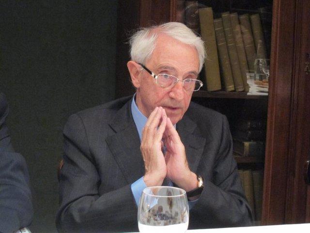 Archivo - Jordi Mercader, presidente de Miquel y Costas