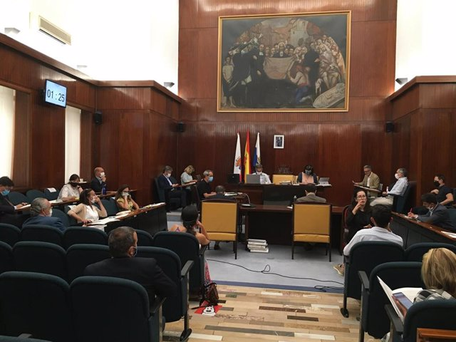 El Pleno de Santander votará este martes el presupuesto 2021 que se enfrenta a tres enmiendas a la totalidad