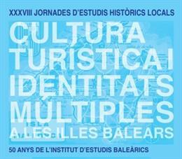 Cartel de las jornadas organizadas por la Conselleria de Fondos Europeos, Universidad y Cultura, a través del IEB.