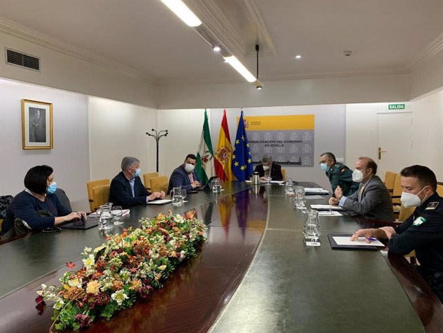 Reunión entre el Ayuntamiento y la Subdelegación del Gobierno