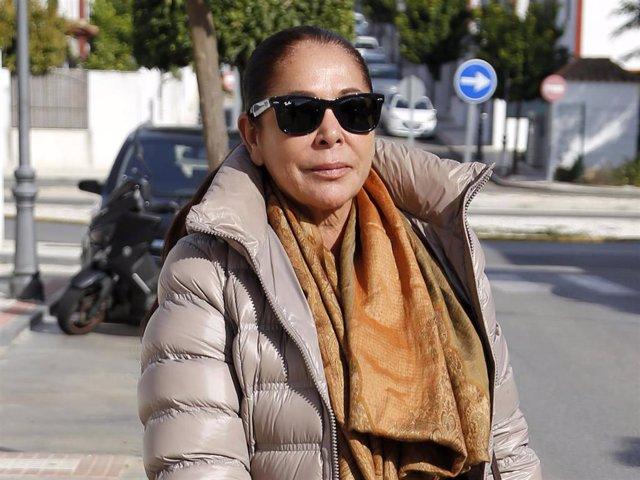 Archivo - Isabel Pantoja está siendo investigada por Hacienda