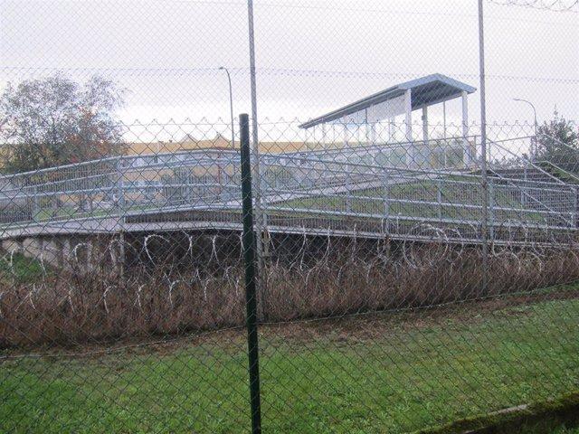 Archivo - Centro Penitenciario de Asturias, en Villabona. Cárcel de Asturias.
