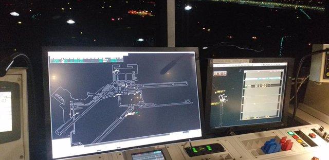 Inicia Una Nueva Etapa En La Torre De Control Del Aeropuerto Adolfo Suárez Madrid-Barajas Con La Digitalización De La Gestión De Los Vuelos