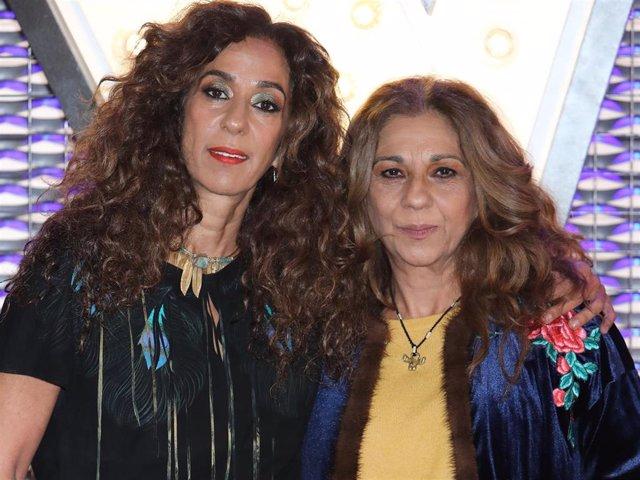 Archivo - Lolita y Rosario Flores