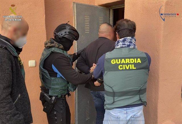 Detienen al líder de una de las organizaciones criminales más activas del Noreste de Francia