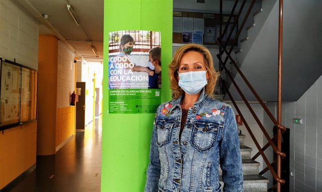 La delegada de Educación y Deporte de la Junta de Andalucía en Córdoba, Inmaculada Troncoso.