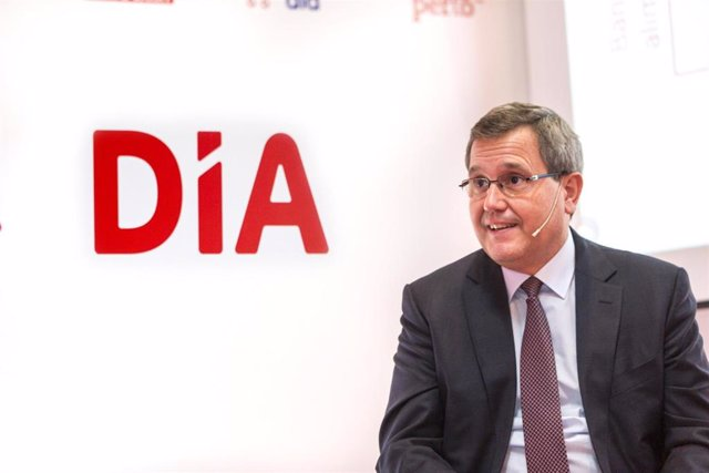 Archivo - Ricardo Currás, ex consejero delegado del Grupo DIA