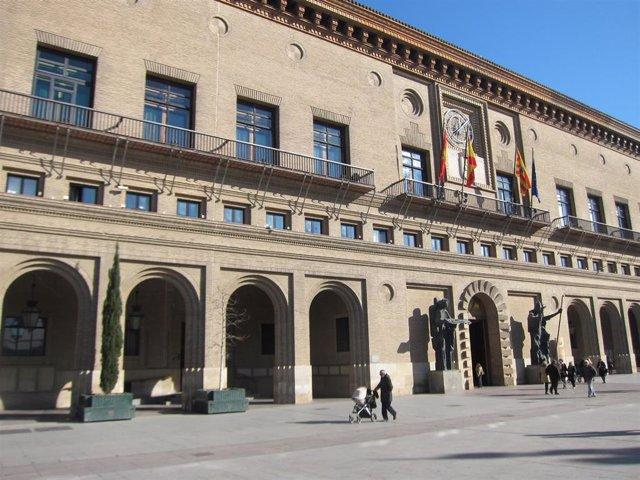 Archivo - Ayuntamiento de Zaragoza escorzo