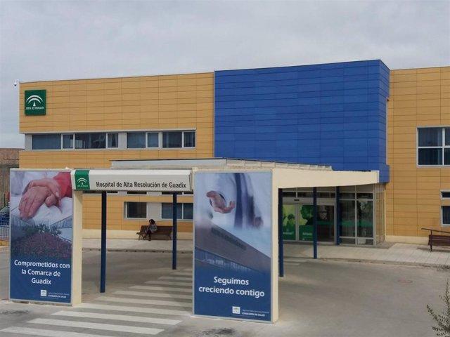 Hospital de Alta Resolución de Guadix