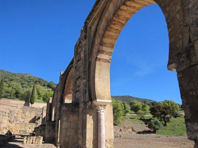 Archivo - La antigua ciudad califal de Medina Azahara, en Córdoba.