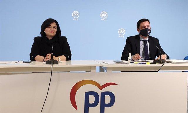 [Sevilla] Np Y Fotos Pp De Sevilla Acuerda La Celebración De Su 15 Congreso Provincial Extraordinario El Próximo 27 De Marzo