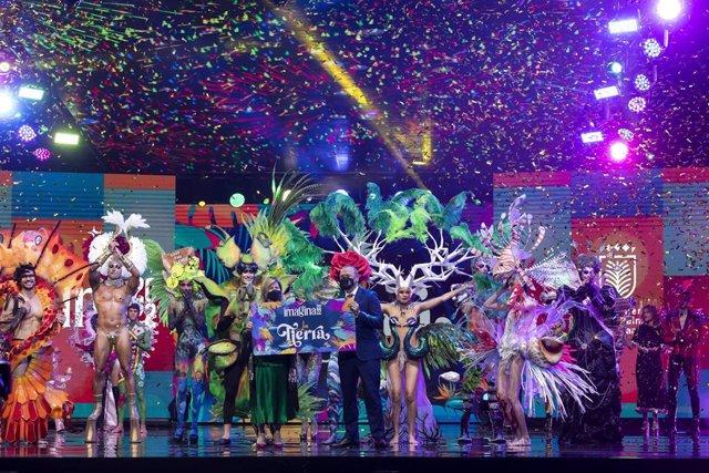 El Carnaval 2022 de Las Palmas de Gran Canaria estará dedicado a La Tierra