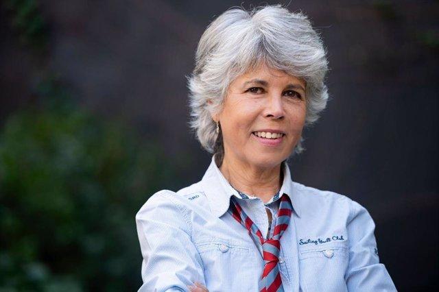 La escritora y traductora María Belmonte