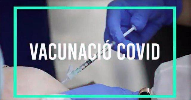 Sanidad edita una serie de vídeos para intentar dar respuesta a las dudas más comunes sobre la vacunación frente a la COVID-19
