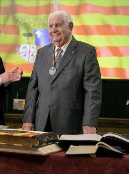 Fallece a los 90 años el primer presidente de la Diputación General de Aragón.