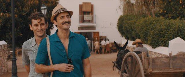 Archivo - Película 'Los europeos' de Víctor García León