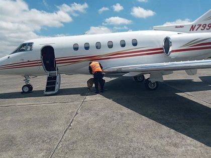Panamá.- Incautada en Guatemala una avioneta del expresidente de Panamá Ricardo Martinelli