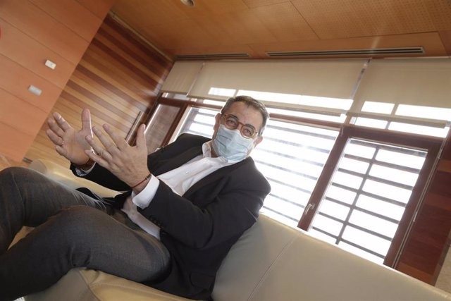 Fernández Sanz, consejero de Sanidad de C-LM