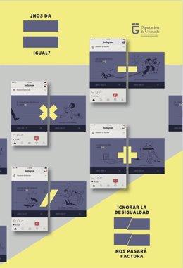 'Ignorar La Desigualdad Nos Pasará Factura', Lema De La Campaña De Diputación Para El 8M.