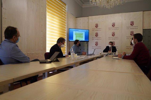 Reunión del Comité de Seguridad de la Información.