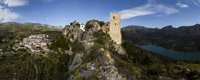 Archivo - Castell de Guadalest