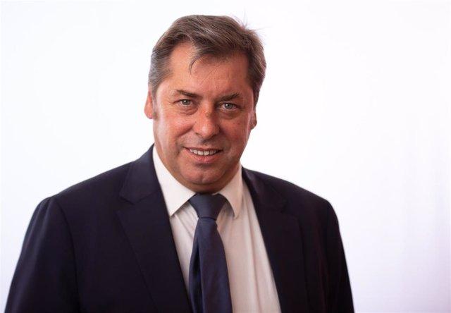 Archivo - El director general de Supply Chain Iberia de XPO, Rui Marques