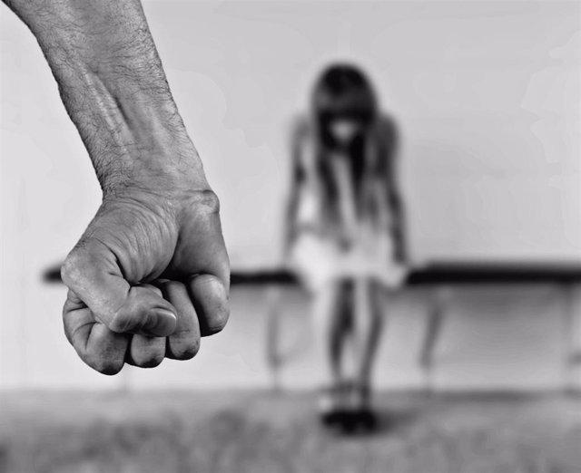 Archivo - Imagen recurso de violencia de género