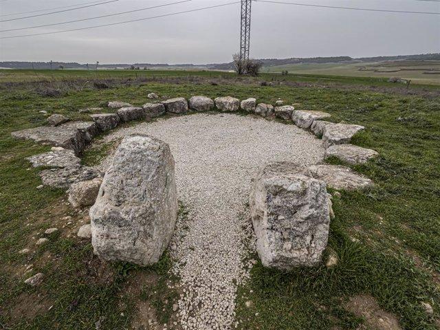 Yacimiento Megalítico de Los Zumacales.