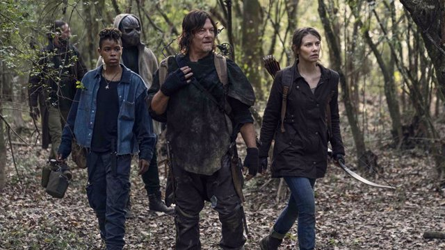 Archivo - ¿A Qué Hora Se Estrena The Walking Dead 10X17?