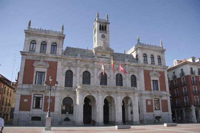 Archivo - Fachada Del Ayuntamiento De Valladolid