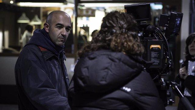 Archivo - Ell director de cortos, Eduardo Cardoso.