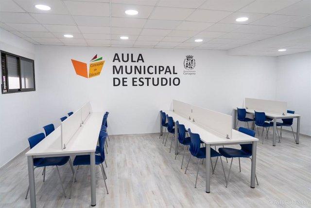 Archivo - Aula de Estudio en Cartagena