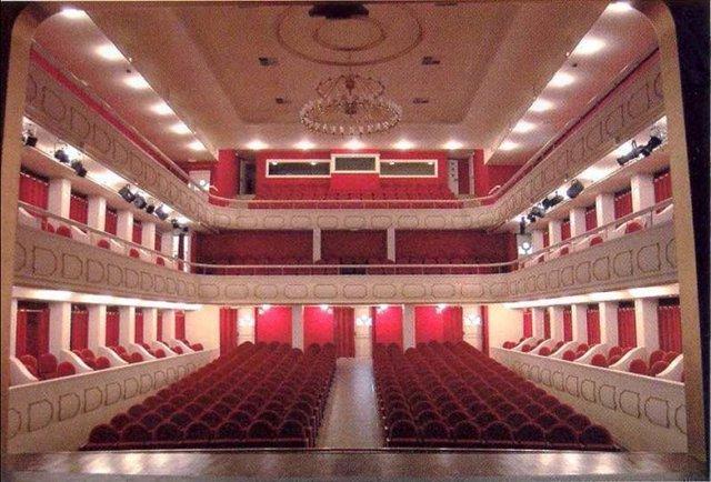 Archivo - Teatro Ideal de Calahorra